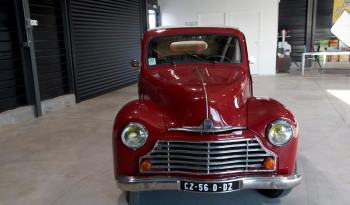 SIMCA 6 DÉCOUVRABLE full