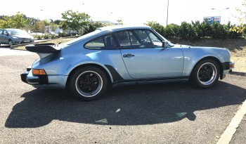 Porsche 911 type 930 turbo 3,3L full