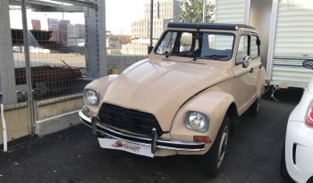 Citroën Dyane 6 full
