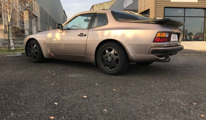 Porsche 944 turbo full