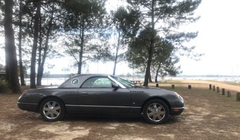 Ford thunderbird 2003 full