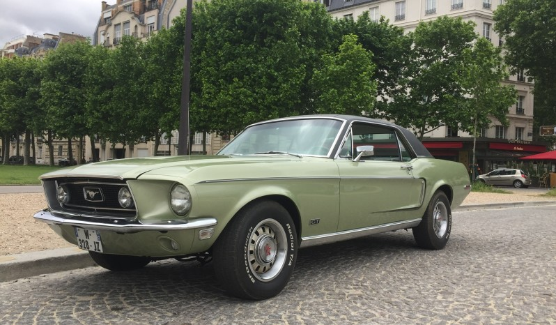 Ford mustang code S full