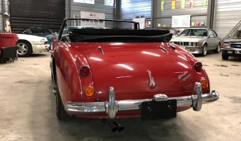 Austin healey 3000 3 carburateurs 4 places full