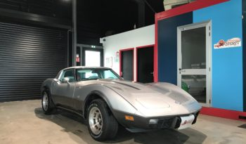 Chevrolet corvette C32 25th anniversary full