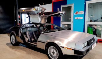 Delorean DMC 12 full