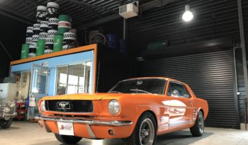 ford mustang restauration