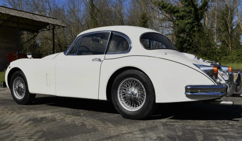 Jaguar XK 150 full