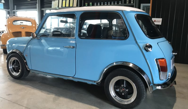 Austin mini 1300 bi ton full