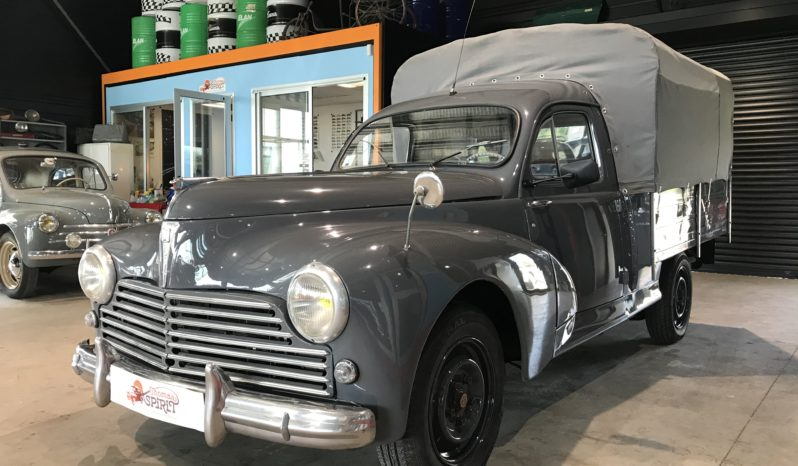 Peugeot 203 pick up baché restauré full