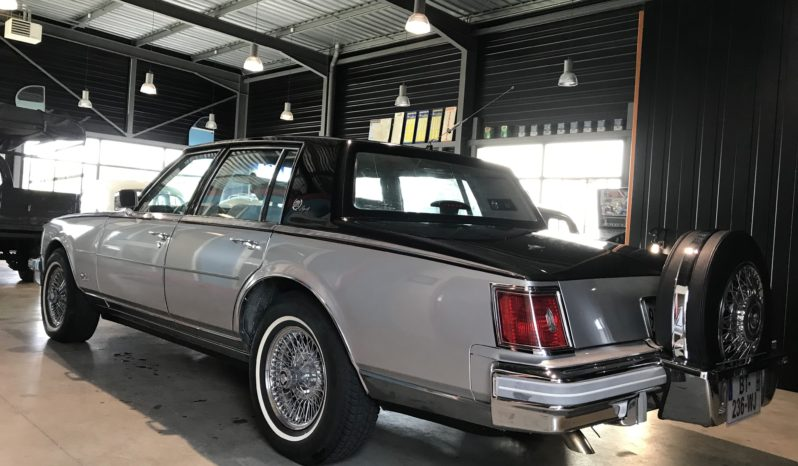 Cadillac seville fisher body full