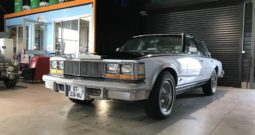 Cadillac seville fisher body