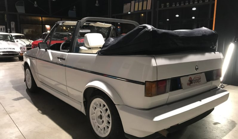 Volkswagen Golf cabriolet full