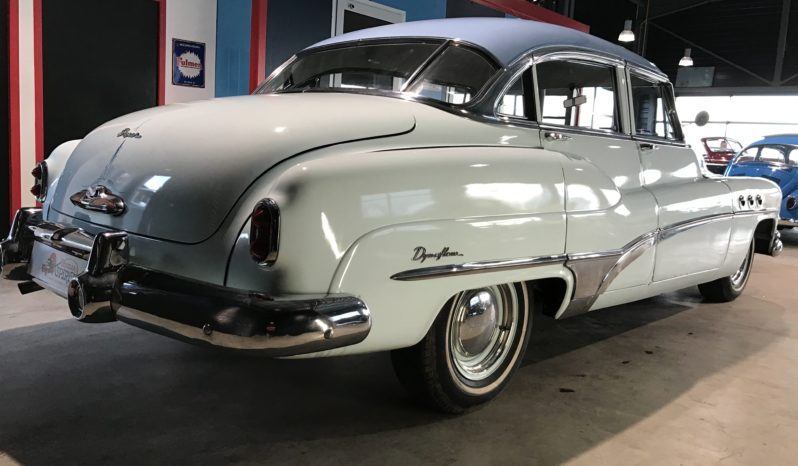 Buick eight super dynaflow full