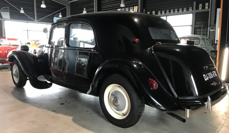 Citroen Traction 11 B superbe full