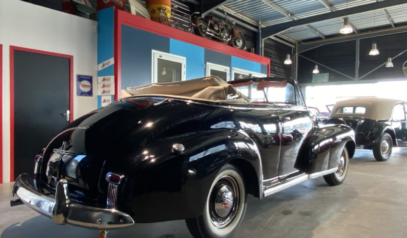 Chevrolet fleetmaster cabriolet 4 places full